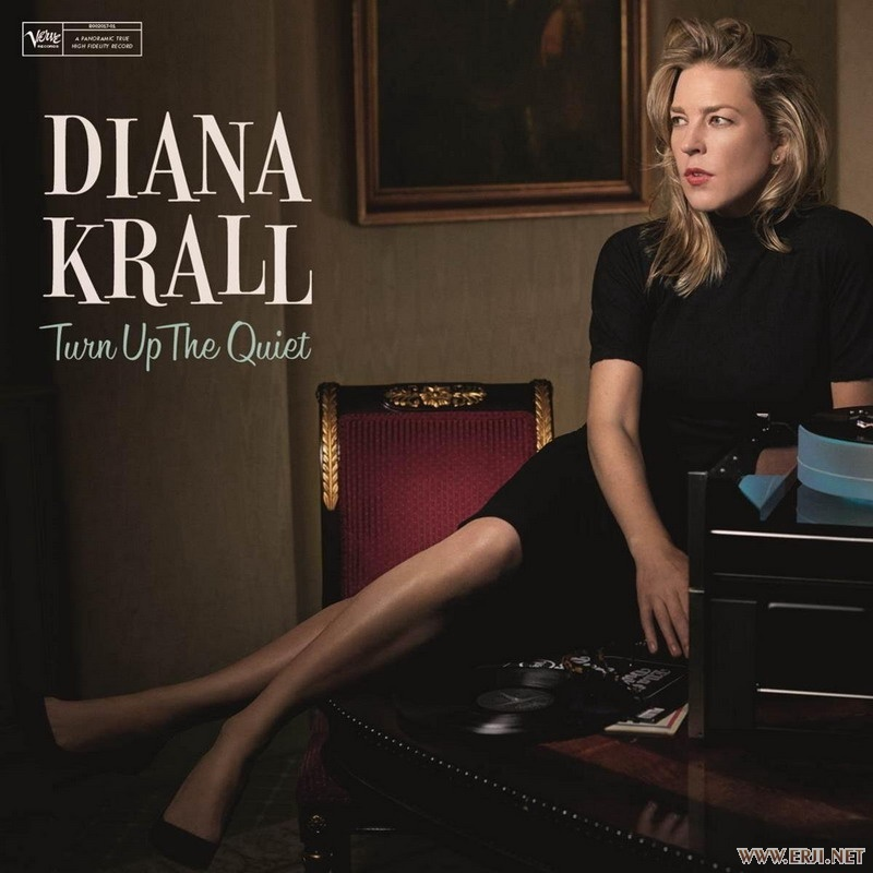 Diana Krall - Turn Up the Quiet.jpg